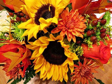 Thanksgiving Flowers by Thanksgiving Flowers Images By T Dashfield