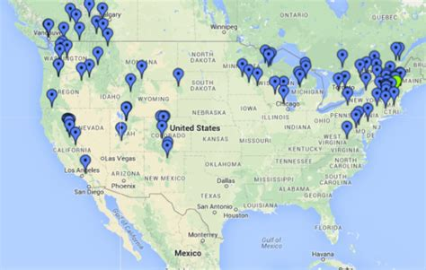 map of us ski area industry expert 32 of ski resorts won t last snowbrains