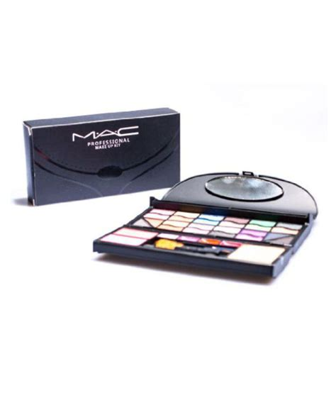 Mac Professional Makeup mac professional makeup kit eye shadow palette 58 gm buy
