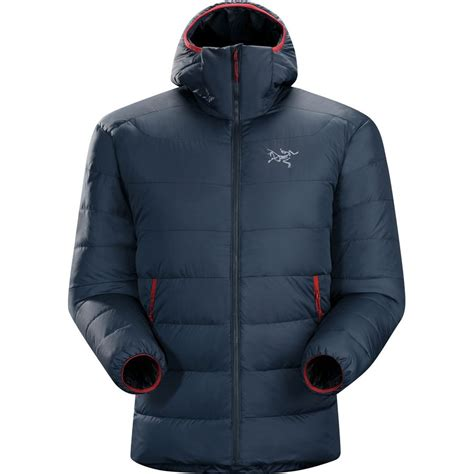 Arcteryx Gift Card - arc teryx thorium sv hooded down jacket men s backcountry com