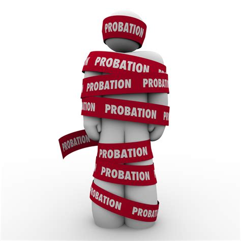 Can You Be Bonded If You A Criminal Record Violate Probation Even For The Time Can Get You Sent To