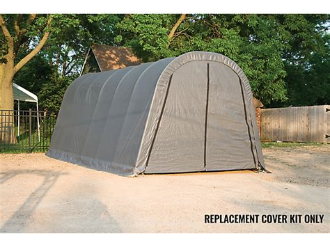 Shelterlogic Garage Replacement Covers by Replacement Cover Kit For The Garage In A Box 174 12 X