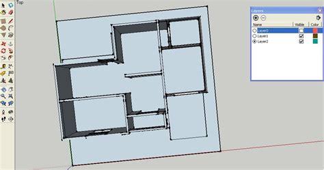 tutorial menggunakan google sketchup tutorial desain rumah menggunakan sketchup contoh z
