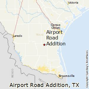 airports in texas map best places to live in airport road addition texas