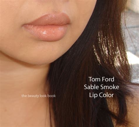 tom ford smoke tom ford lip color smoke 14 the look book