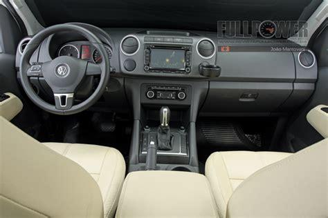 Vw Amarok Interior Pictures by Car Picker Volkswagen Amarok Interior Images