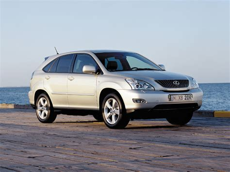 Picture Of 2003 Lexus Rx 300 Base Exterior
