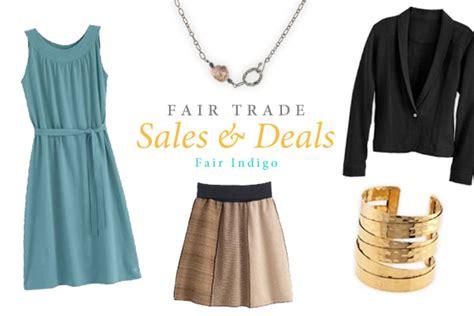 Fair Indigo Winter Sale by Fair Trade Sales Deals