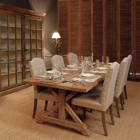 se   mesa de comedor madera reciclada xx