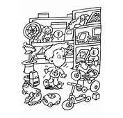 Dibujos Para Imprimir Y Colorear Juguetes