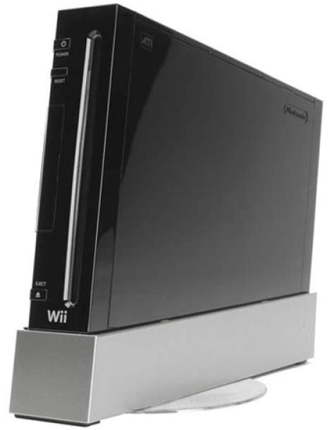 nintendo wii black console black nintendo wii console including wii sports wii