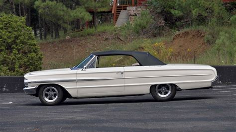 automobile air conditioning repair 1964 ford galaxie navigation system 1964 ford galaxie 500 convertible 352 ci air conditioning lot w94 dallas 2016 mecum auctions