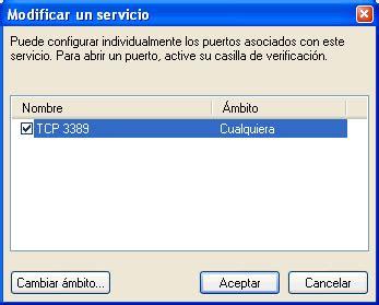 puerto escritorio remoto acceso remoto a tu pc info taringa
