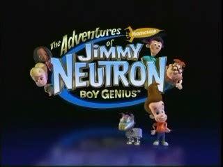 adventures  jimmy neutron boy genius wikipedia