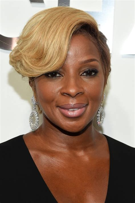 J Blige Hairstyles by J Blige Hairstyles Immodell Net
