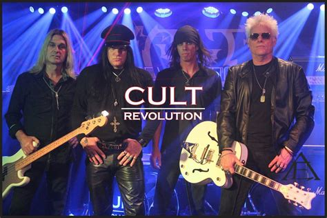 The Cult Band billy duffy of the cult chats with me about his stagewear