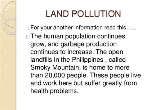 Landscape Grading Definition Land Pollution Environmental Science Grade 7