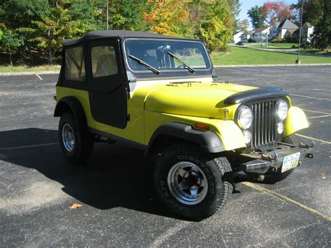 jeep body for 1983 1994 jeep wrangler cj7 franken jeep 4 7 stroker