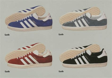 the history of the adidas gazelle supersports