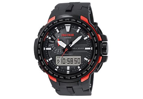 Promo Casio Protrek Prw S3100 1 Original Garansi Resmi casio protrek prw 6100y 1er watchstrap discount