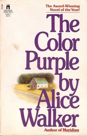 the color purple book the color purple by walker reviews discussion