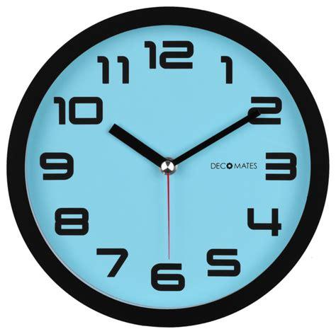 surprise savings on quiet wall clocks decomates non ticking silent wall clock color block
