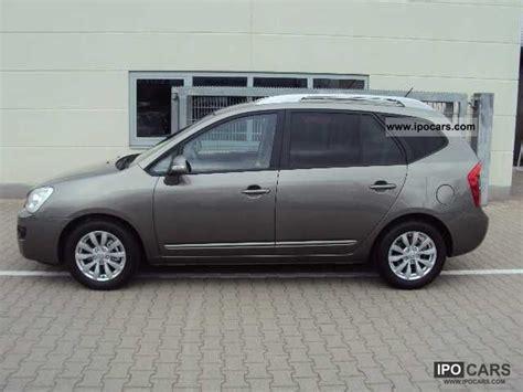 Kia Carens Fuel Consumption 2011 Kia Carens 1 6 Crdi Special Car Photo And Specs