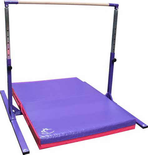 gymnastics bar package equipment for the gymnast