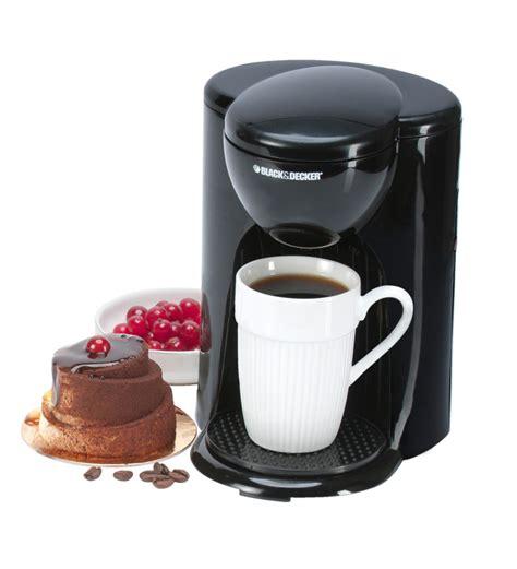 Drip Coffee Maker black decker dcm25 b5 1 cup drip coffee maker by black