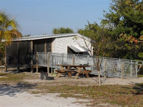 Cayo Costa Cabins by Wheelchair Accessible Cabin With Bathroom Shower Across