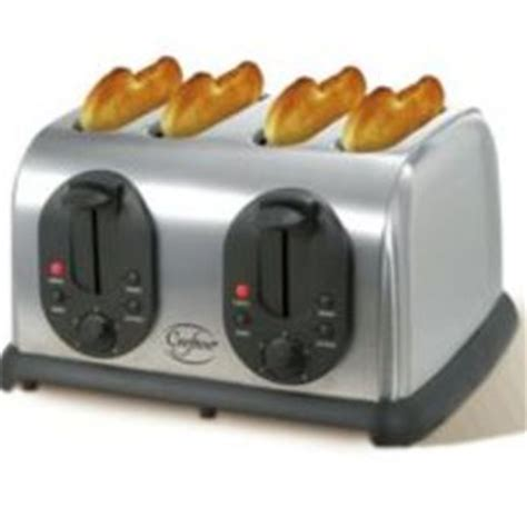 Crofton Toaster Oven crofton 4 slice stainless steel toaster ks 2011a reviews viewpoints