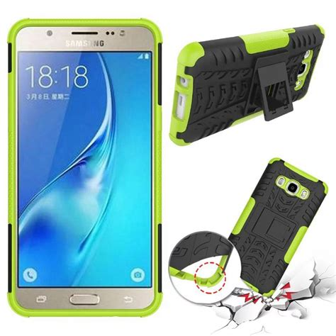 Samsung Galaxy J5 Prime Soft Heavy Duty Rugged Armor Stand heavy duty armor for samsung galaxy j1 mini nxt இ j3 j3 j5 j7 2016 j120 j320 j510