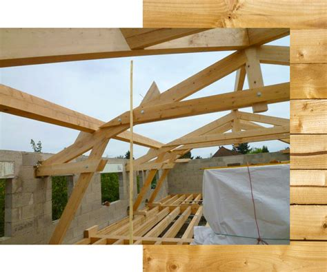 Construire Une Charpente 4242 by Construire Une Charpente Construire Une Charpente En Bois