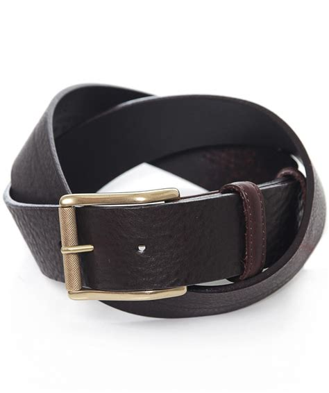 s elliot saddle leather belt available at jules b