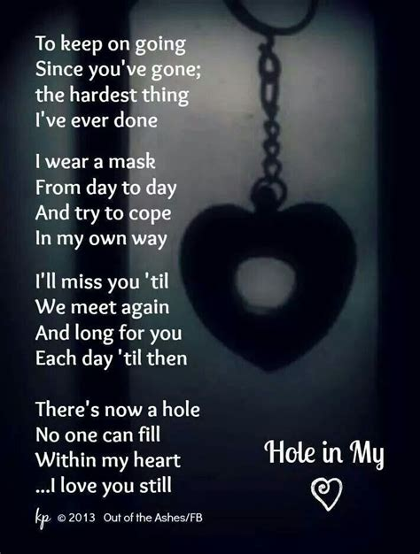 his love fills my heart part ii polyvore loving and missing you forever loss pinterest to