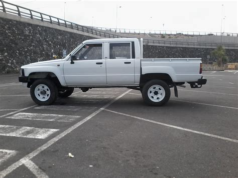 toyota truck diesel sold 1988 toyota hilux double cab 4 215 4 pickup truck