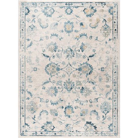 Area Rugs Home Depot 5x8 Tayse Rugs Peyton 5 Ft 3 In X 7 Ft 3 In Area Rug Ptn1317 5x8 The Home Depot