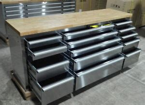 thor stainless steel   drawers rolling tool storage