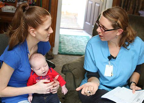 home visits reduce infants health costs duke