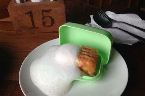 Sabun Batang Glansie Sabun Aja sabun batang yang bisa dimakan