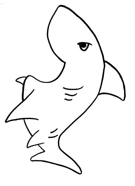 shark tooth coloring page 107 best images about shark stuff on pinterest shark