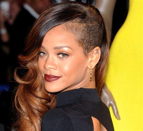 best celebrity undercut hairstyles