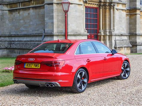 Audi S4 Leasing by Audi S4 Road Test Leasing Options