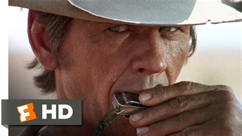 cowboy film harmonica once upon a time in the west 1 8 movie clip two horses