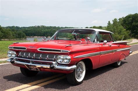 chevrolet sports sedan 1959 chevrolet impala sports sedan motoexotica classic
