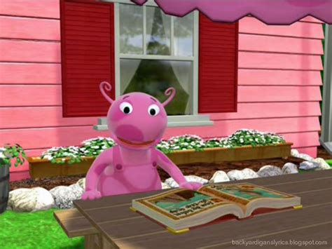 Backyardigans The Masked Retriever Image Backyardigans Quest For The Flying Rock Png