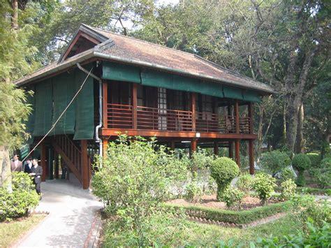 Stilt House Plans by File Nha San Bac Ho Maison Sur Pilotis De Ho Chi Minh