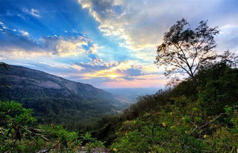 top  hill stations  karnataka  rejuvenate