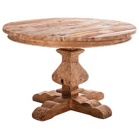 mesas comedor redonda mesa comedor redonda madera pino reciclado r 250 stica