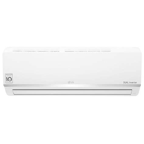 harga jual lg e06sv3 ac split 1 2 pk inverter putih